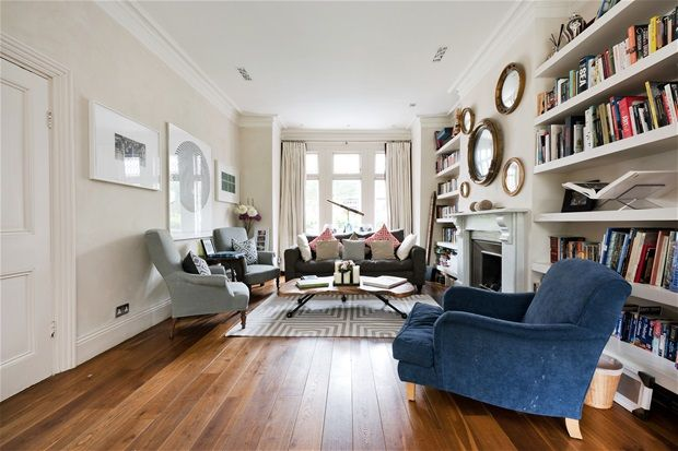 Thumbnail Terraced house for sale in Hollingbourne Road, London