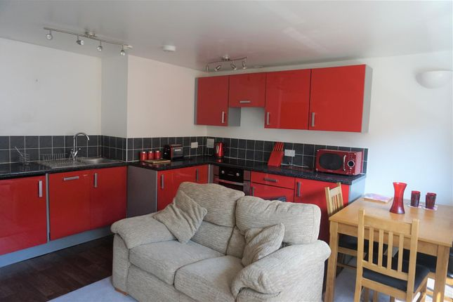 Thumbnail Flat to rent in Epworth Street, Liverpool