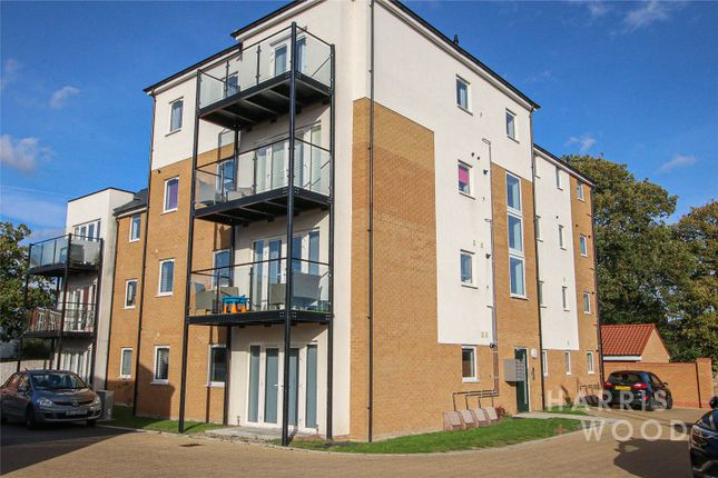2 bed flat for sale in Culture Close, Colchester CO4