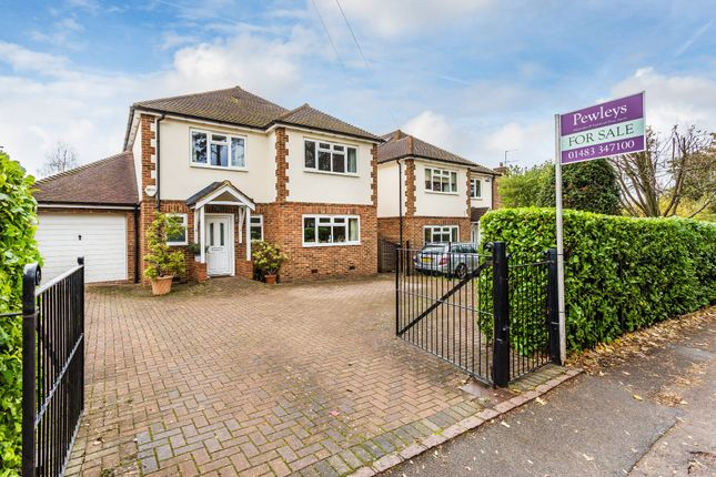 Thumbnail Detached house for sale in Horseshoe Lane East, Guildford