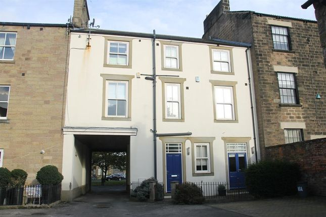 Thumbnail Flat to rent in The Square, Regent Parade, Harrogate
