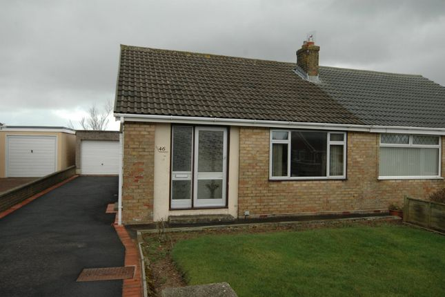 Thumbnail Semi-detached house to rent in Whinlatter Drive, Barrow-In-Furness