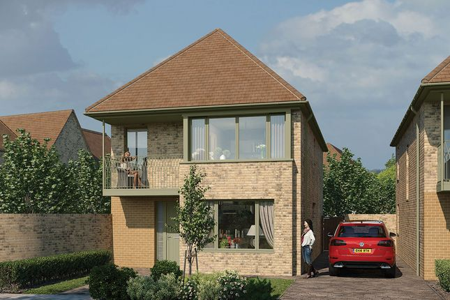 "4 bed detached house for sale in ""Ashmolean"" at Stevenson Crescent, Headington, Oxford OX3"