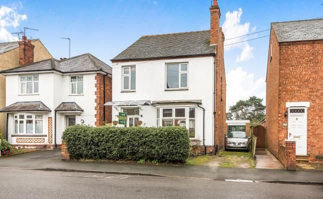 Thumbnail Detached house for sale in Hurcott Road, Kidderminster