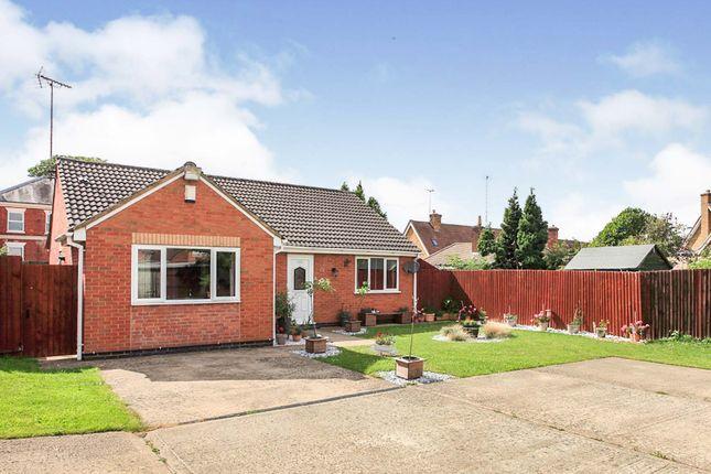 Thumbnail Detached bungalow for sale in Queen Charlotte Mews, Garton End Road, Peterborough
