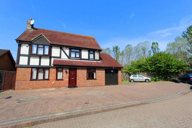 Thumbnail Detached house for sale in Glenorchy Close, Yeading