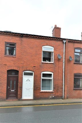 Front of Shuttle Street, Tyldesley, Manchester M29