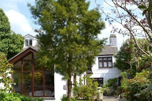 Thumbnail End terrace house for sale in Tyringham Road, Lelant, St Ives, Cornwall