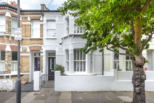 3 bed terraced house for sale in Campana Road, Parsons Green, London SW6