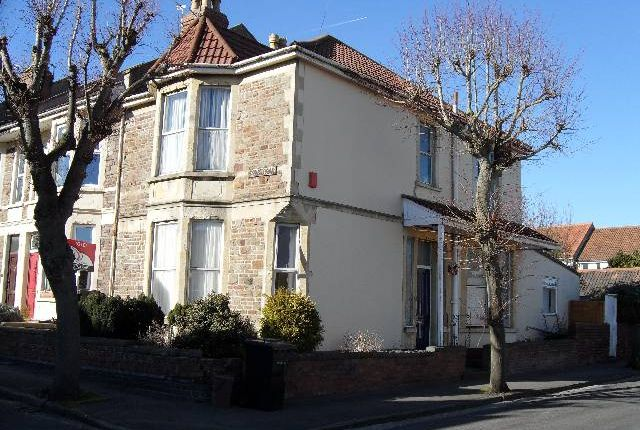 End terrace house in  Court Road  Horfield  Bristol  Bristol