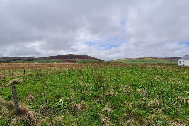 Land for sale in Norseman, Firth, Orkney KW17