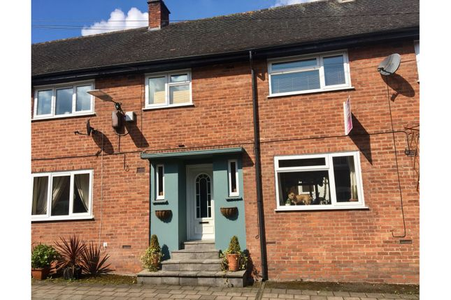Thumbnail Terraced house for sale in Kerry Street, Montgomery