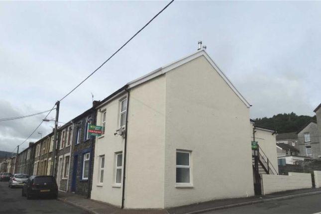 Thumbnail Flat to rent in New Street, Aberdare, Rhondda Cynon Taff