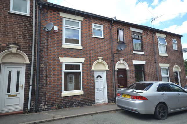 Thumbnail Terraced house for sale in Madeley Street, Silverdale, Newcastle-Under-Lyme