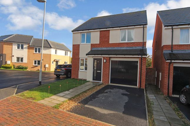 Thumbnail Detached house for sale in Sugarhill Crescent, Newton Aycliffe