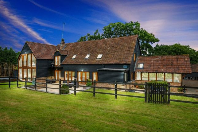 Thumbnail Detached house for sale in Holy Cross Hill, Wormley West End, Broxbourne
