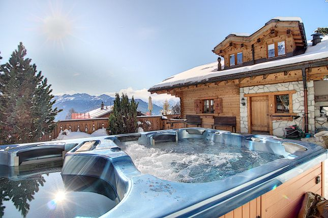 Thumbnail Chalet for sale in Verbier Ski Resort, Verbier, Valais, Switzerland