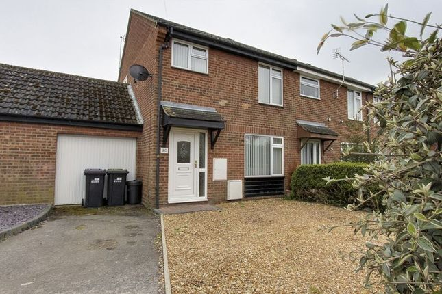 3 bed end terrace house for sale in Guntons Close, Soham, Ely