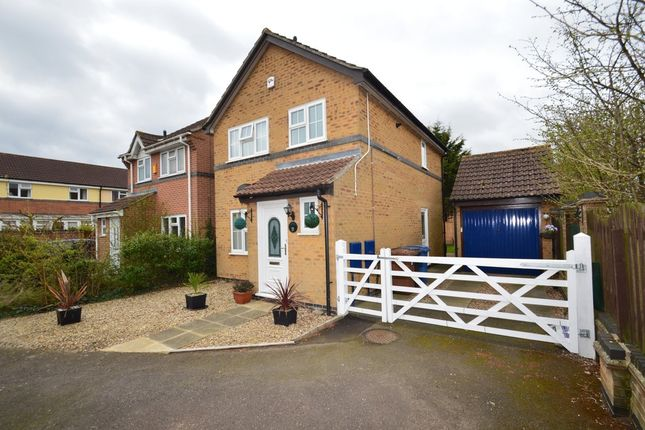 3 bed detached house for sale in Broad Meadow, Ipswich