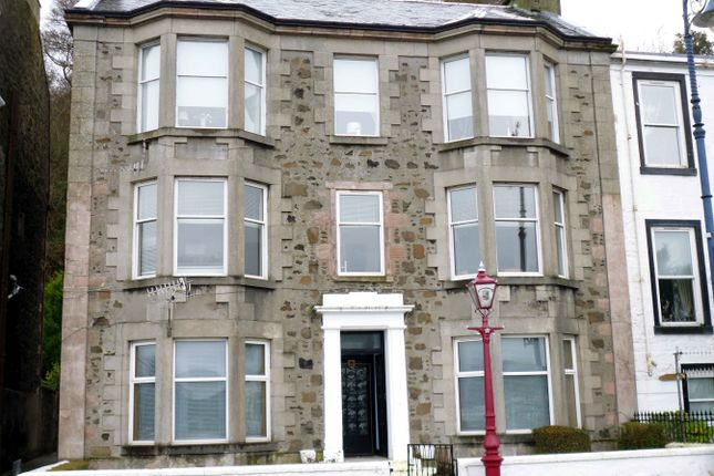 Thumbnail Flat for sale in Flat 2, 4, Battery Place, Rothesay, Isle Of Bute