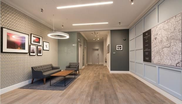 Office to let in Charlotte Terrace, 3rd Floor, 115 Hammersmith Road, Hammersmith, London