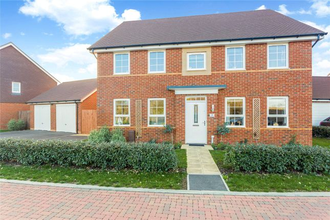 Thumbnail Detached house for sale in Lunar Crescent, Selsey, Chichester, West Sussex