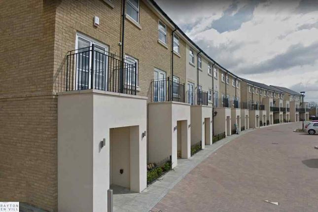 Thumbnail End terrace house to rent in Holly Gardens, West Drayton
