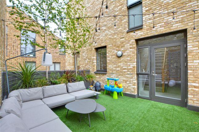 Terrace of Bardsley Lane, London SE10