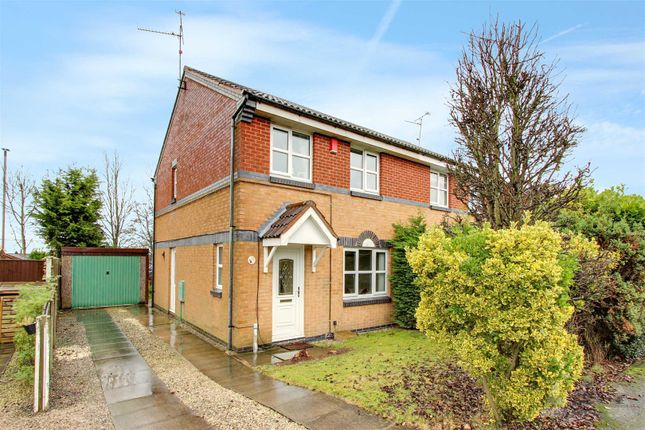 Front of Loxley Drive, Mansfield NG18