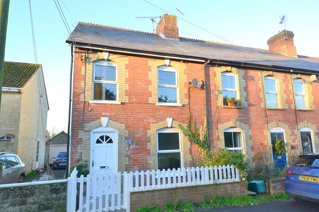 Thumbnail End terrace house for sale in Misterton, Crewkerne, Somerset