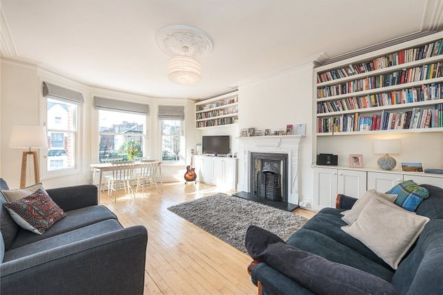 Thumbnail Flat for sale in Muswell Avenue, London