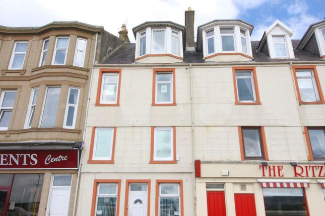 Thumbnail Flat for sale in Stuart Street, Millport, Isle Of Cumbrae