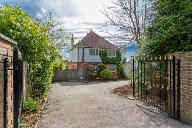 Thumbnail Detached house for sale in Tilsmore Road, Heathfield
