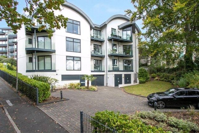 Flat for sale in Corfe View Road, Lower Parkstone, Poole, Dorset