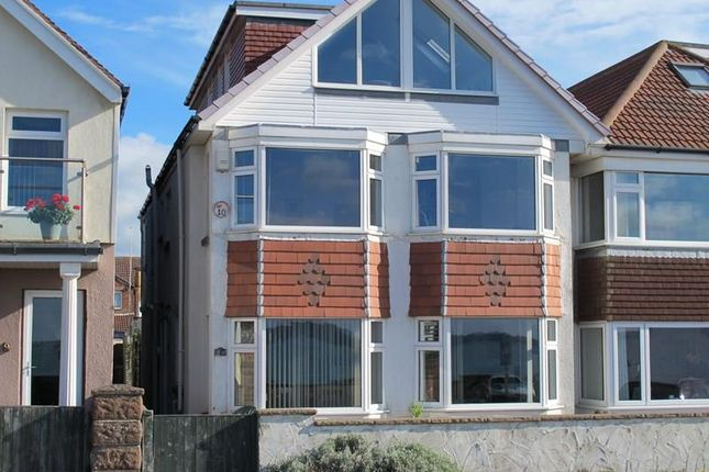Thumbnail Flat for sale in Marine Parade East, Hampshire, Lee-On-The-Solent