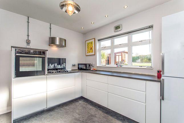 Kitchen of The Rise, Gravesend, Kent DA12
