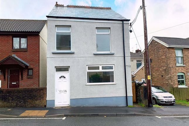 3 bed detached house for sale in Cefn Bryn, Church Road, Burry Port SA16