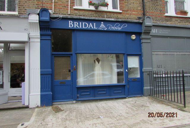 Thumbnail Retail premises to let in Mill Lane, Hampstead London