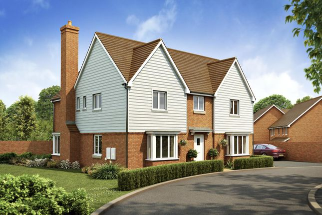 """Thumbnail Detached house for sale in """"Earlswood"""" at Langmore Lane, Lindfield, Haywards Heath"""