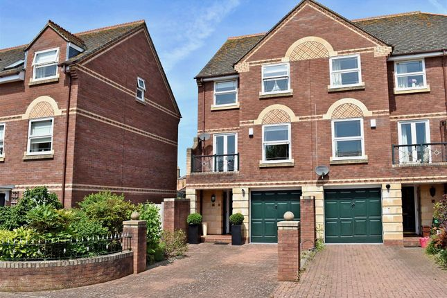 Thumbnail End terrace house for sale in The Mount, Taunton