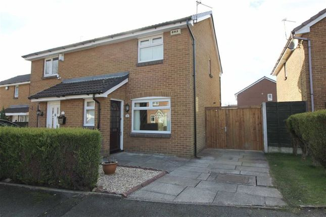 Thumbnail Semi-detached house to rent in Lakeland Crescent, Bury