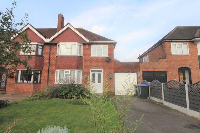 Thumbnail Semi-detached house for sale in Peak House Road, Great Barr, Birmingham