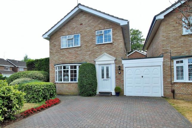 Thumbnail Detached house for sale in Hawley, Camberley