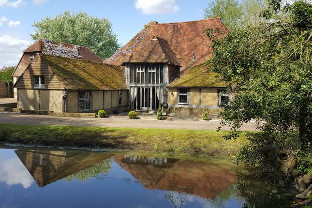 Thumbnail Barn conversion for sale in Goudhurst Road, Cranbrook