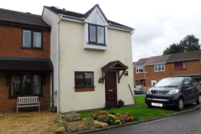 Thumbnail Semi-detached house to rent in Lostock View, Lostock Hall, Preston