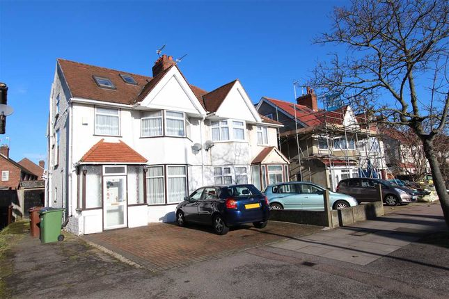 Thumbnail Semi-detached house for sale in Camrose Avenue, Edgware