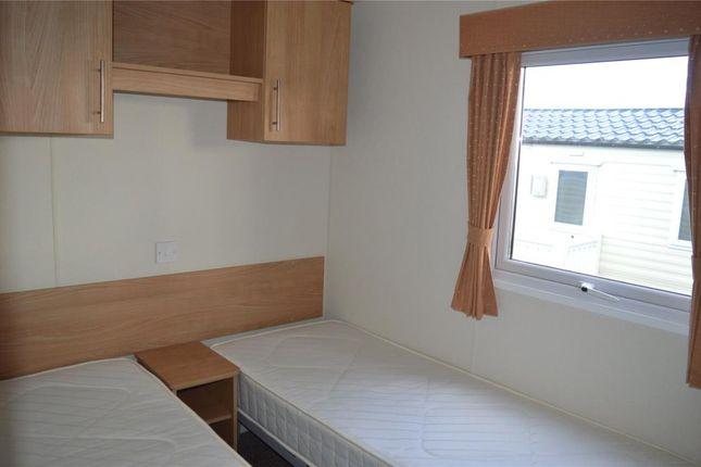 Bedroom Two of Landscove Holiday Village, Gillard Road, Brixham, Devon TQ5