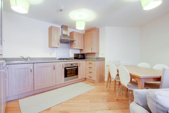Kitchen of Hillside Court, Constables Way, Hertford SG13