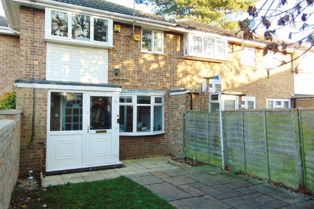 Thumbnail End terrace house for sale in Regency Close, Weedon, Northampton