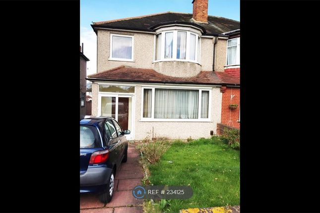 Thumbnail Semi-detached house to rent in Foots Cray Road, London